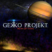 Reya of Titan by GEKKO PROJEKT album cover
