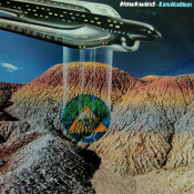 Levitation by HAWKWIND album cover