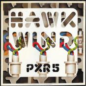 PXR 5 by HAWKWIND album cover