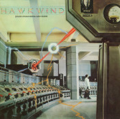 Quark, Strangeness And Charm by HAWKWIND album cover