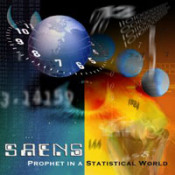 Prophet in a Statistical World by SAENS album cover