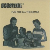 Fun For All The Family by DØDSVERK album cover
