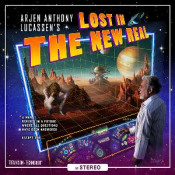 Lost in the New Real by LUCASSEN, ARJEN ANTHONY album cover