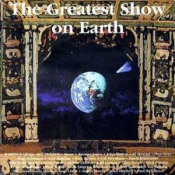 The Greatest Show on Earth by DARVILL & FRIENDS, MARTIN album cover