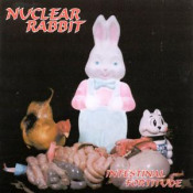 Intestinal Fortitude by NUCLEAR RABBIT album cover