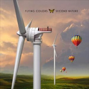 Second Nature by FLYING COLORS album cover