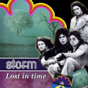 Lost in Time by STORM, THE album cover