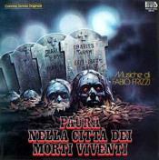 Paura nella città dei morti viventi (City of the Living Dead) O.S.T. by FRIZZI, FABIO album cover