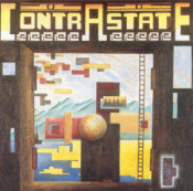 Throwing Out The Baby With The Bathwater  by CONTRASTATE album cover