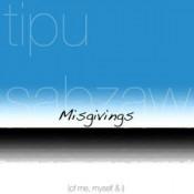 Misgivings (of Me, Myself and I) by TIPU SABZAWAAR album cover
