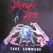 Take Command by MYSTIC FORCE album cover