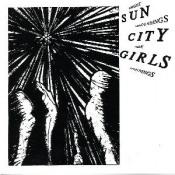 Bright Surroundings Dark Beginnings by SUN CITY GIRLS album cover