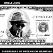 Uncle Jim's Superstars of Greenwich Meantime by SUN CITY GIRLS album cover
