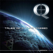 Tales of Future Passed by CUEROCK album cover