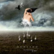 The Treachery of Senses by ODDLAND album cover