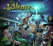 Laser Baron by VALENCE album cover