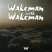 Wakeman with Wakeman by WAKEMAN, RICK album cover