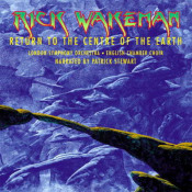 Return To The Centre Of The Earth by WAKEMAN, RICK album cover