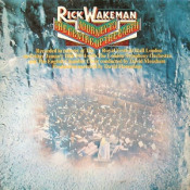 Journey To The Centre Of The Earth by WAKEMAN, RICK album cover
