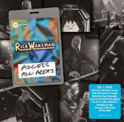 Access All Areas by WAKEMAN, RICK album cover