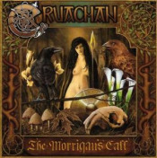 The Morrigan's Call by CRUACHAN album cover