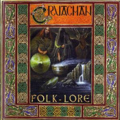 Folk-Lore by CRUACHAN album cover