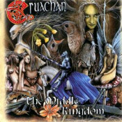 The Middle Kingdom by CRUACHAN album cover