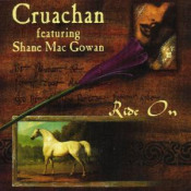 Ride On (EP) by CRUACHAN album cover