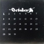 October by OCTOBER album cover