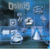 Futurity and Human Depressions by OSIRIS album cover