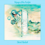 Voyage Of The Acolyte by HACKETT, STEVE album cover