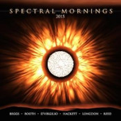 Spectral Mornings by HACKETT, STEVE album cover