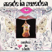 Snakes In A Hole by MADE IN SWEDEN album cover