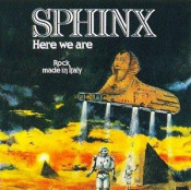 Here We Are by SPHINX album cover