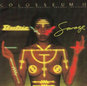 Electric Savage by COLOSSEUM II album cover