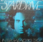 Intergalactic Trot by STARDRIVE album cover