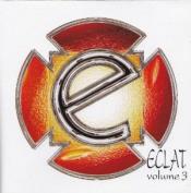 Volume 3 by ECLAT / ECLAT DE VERS album cover