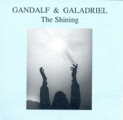 The Shining  by GANDALF album cover
