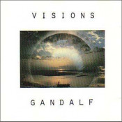 Visions  by GANDALF album cover