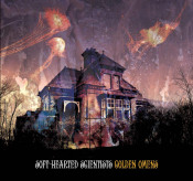 Golden Omens by SOFT HEARTED SCIENTISTS album cover