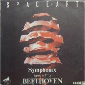 Symphonix by SPACE ART album cover