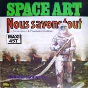 Nous Savons Tout by SPACE ART album cover