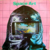 Trip In The Center Head  by SPACE ART album cover