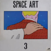 Play Back  by SPACE ART album cover