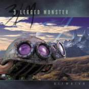 Airwaive by 3 LEGGED MONSTER album cover