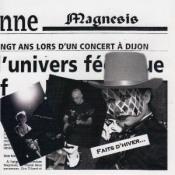 Faits D'Hiver... by MAGNÉSIS album cover