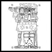 Torpor by BARON album cover