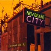New Beard City by NEW BEARD album cover