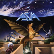 Then & Now  by ASIA album cover
