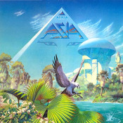Alpha  by ASIA album cover